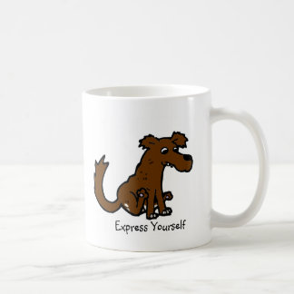 Express Yourself Coffee Mug