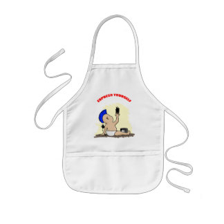 Express Yourself Kids Apron
