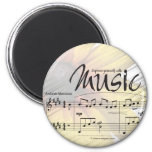 Express Yourself with Music Magnet