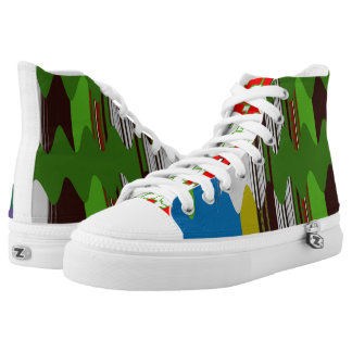 Expression IV High Tops