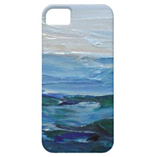 Expression of the Sea - Ocean Decor iPhone 5 Case