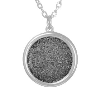 Expression Silver Plated Necklace