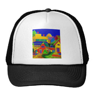 Expressionism Country 3 Mesh Hat