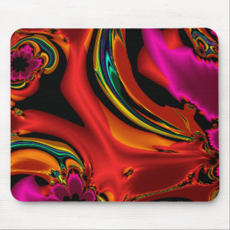 Expressionism Mouse Pad