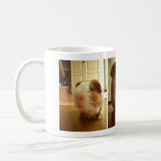 Expressions of a Guinea Pig: Mug