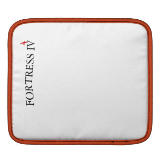 Expressive IPAD Cover by FORTRESS IV Sleeve For iPads