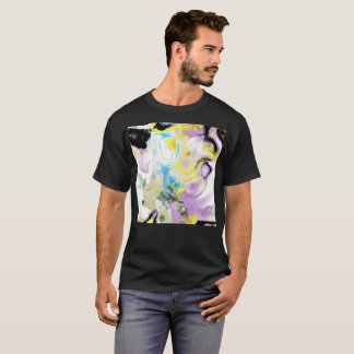 Expressive World Synergy Peace Artistic T-Shirt