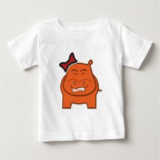 Expressively Playful Dianne Baby T-Shirt