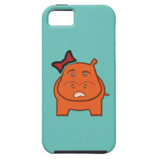 Expressively Playful Dianne iPhone 5 Case