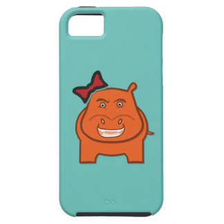 Expressively Playful Dianne Tough iPhone 5 Case