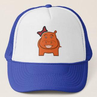 Expressively Playful Dianne Trucker Hat
