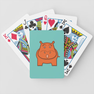Expressively Playful Jack bondswell Mascot Bicycle Playing Cards