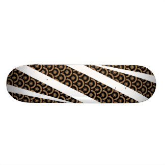 Expunge Tan Skateboard Deck
