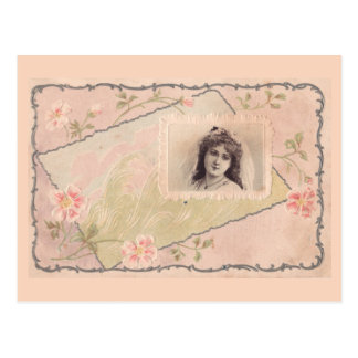Exquisite vintage antique postcard by  FromMyDesk