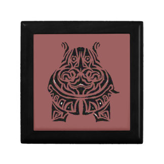 Exquisitely Playful Tribal Tattoos Gift Box