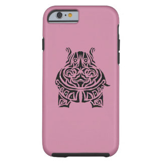 Exquisitely Playful Tribal Tattoos Tough iPhone 6 Case