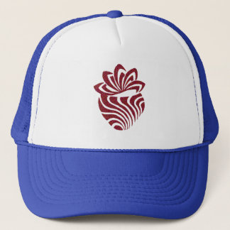 Exquisitely Playful Tribal Tattoos Trucker Hat