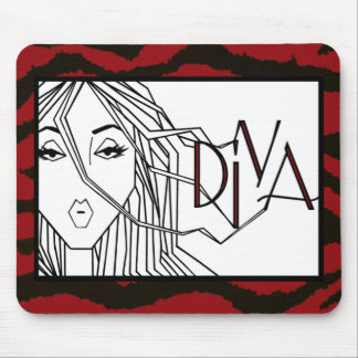 """""""Extensions of DIVAtude"""" Mouse Pad"""
