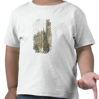 Exterior of the Church of St. Severin, Paris T Shirts