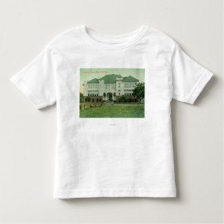 Exterior View of Lytton Avenue School Toddler T-Shirt