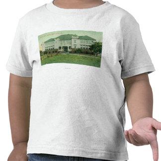 Exterior View of Lytton Avenue School T-shirt