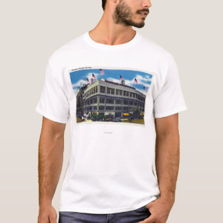 Exterior View of Madison Square Garden T-Shirt