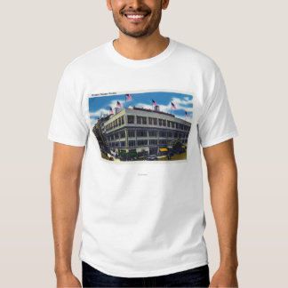 Exterior View of Madison Square Garden Tee Shirt