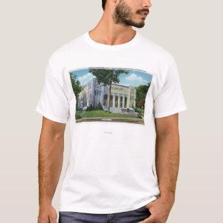 Exterior View of Norton Memorial Hall T-Shirt