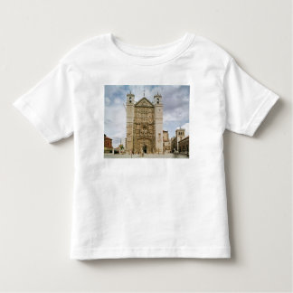 Exterior view of the west fa�ade t-shirt