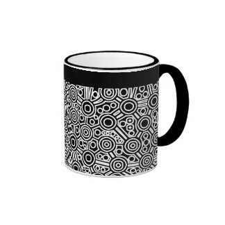 Exterminated Alien Circuit Coffee Mugs
