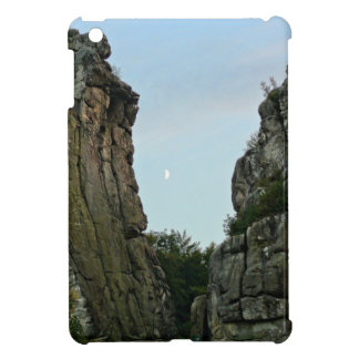 Externsteine in twilight cover for the iPad mini