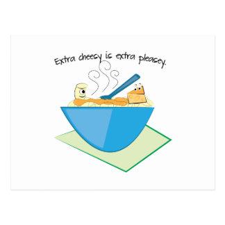 Extra Cheesy Extra Pleasey Postcards
