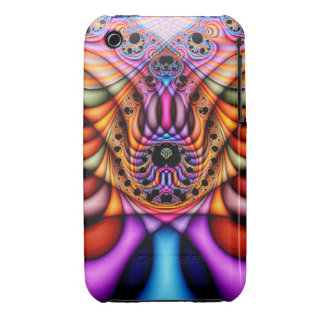 Extra-dimensional Undulations V 1  iPhone 3 Case