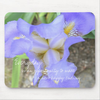 Extraordinary Iris Mouse Pad