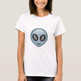 Extraterrestrial Alien Emoji T-Shirt