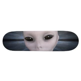 Extraterrestrial Alien Skateboards