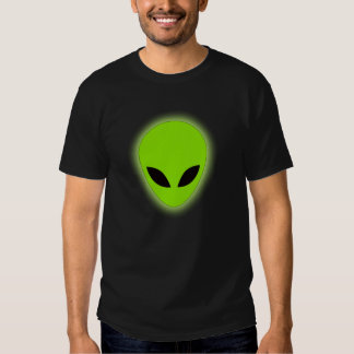 Extraterrestrial life tee shirts