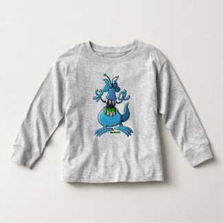 Extraterrestrial Monster Toddler T-Shirt
