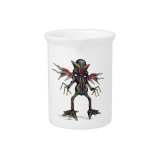 extraterrestrial pitcher