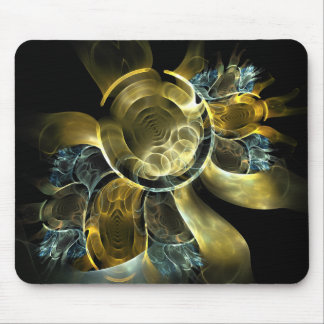 Extravagant Design for the office - sun and more Mouse Pad