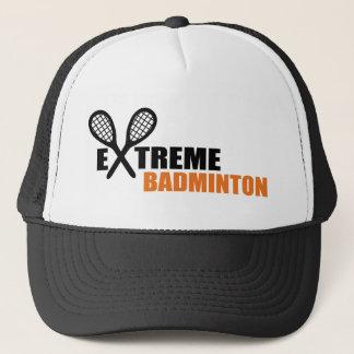 extreme bath min tone trucker hat