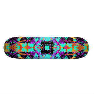 Extreme Design Skateboard Abstract 2f CricketDiane
