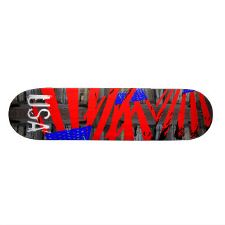 Extreme Design Skateboard Deck USA 14 CricketDiane