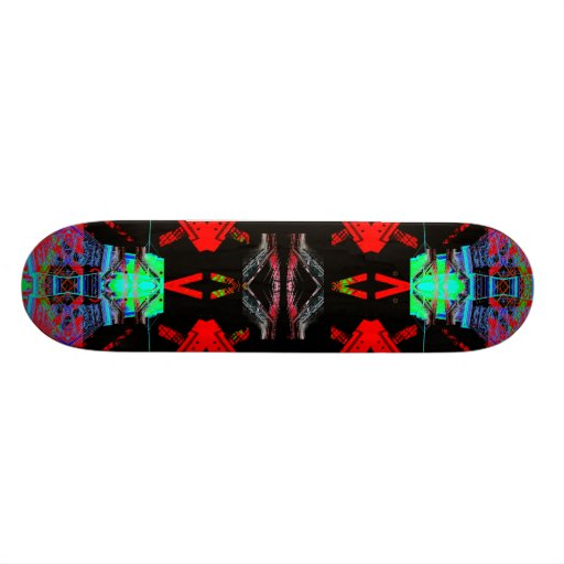 Extreme Designs Skateboard Deck 281 CricketDiane