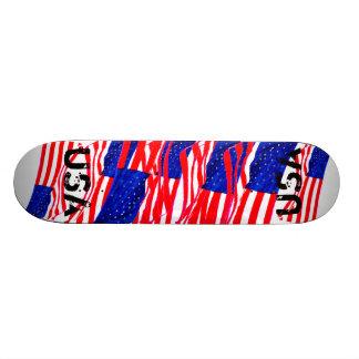 Extreme Designs Skateboard Deck USA 9 CricketDiane