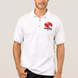 Extreme Dive (Cave Diver) Apparel Polo Shirt