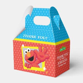 Extreme Elmo Birthday Wedding Favour Boxes