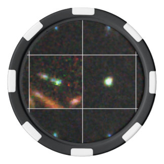 Extreme Emission Line Galaxies in the GOODS South Poker Chip Set
