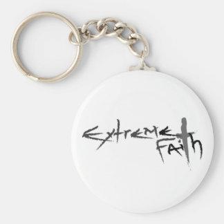 Extreme Faith Key Ring
