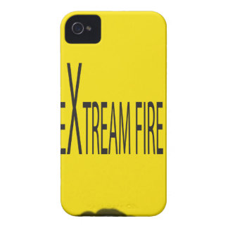 Extreme Fire iPhone 4 Covers